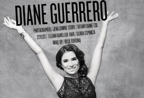 Lady Gunn Magazine Diane Guerrero feature